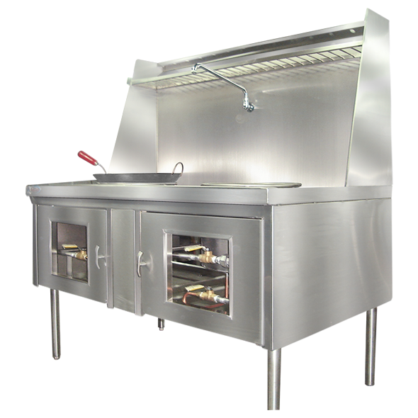 Maquinaria gts for Cocinas industriales para el hogar